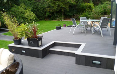 Adamas Deck for Leisure Facilities