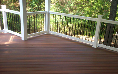Co-extrusion Decking for Balcony