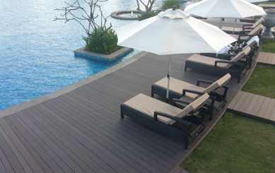 Traditional Deck for Leisure Facilities