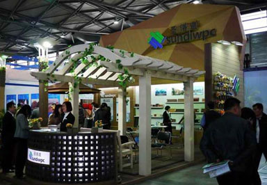 Sundi Wpc Attended Gbc Expo In Shanghai In March, 2012