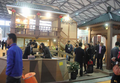 Sundi Wpc Attended The 15th Domotex Fair In Shanghai
