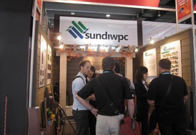 Sundi Wpc Attended The 107th China Import And Export Commodity Fair In April Of 2010