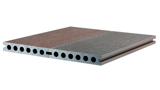 WPC Co-extrusion decking SLD138H23