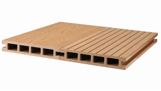 WPC Traditional Decking SLD135H25C
