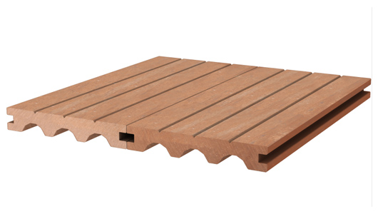 WPC Traditional Decking SLD140Y23