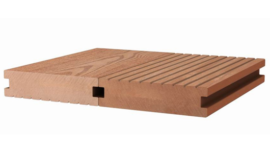 WPC Traditional Decking SLD140S35