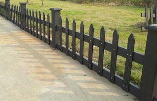 Plastic Wood Railings