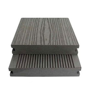 Characteristic and Advantages of Co-Extrusion Composite Decking