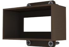 SDF100x60 1 Cannula of Rail for Upright Railing