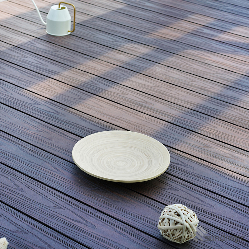 Walnut Composite Decking Board