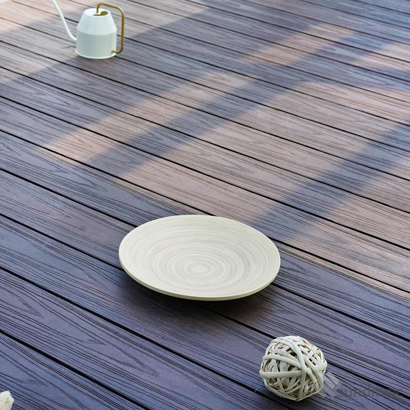 Walnut Composite Decking Board