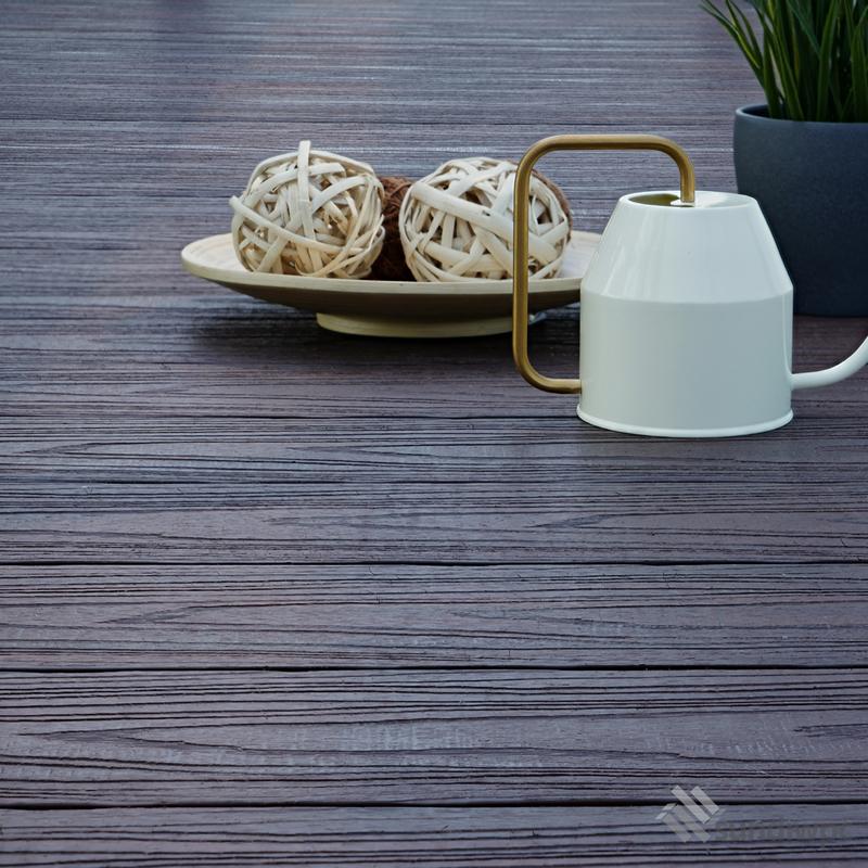 Outdoor Walnut Composite Decking Board