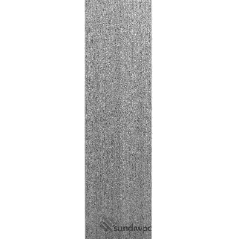 White Oak Grain - Grey Composite Decking Boards