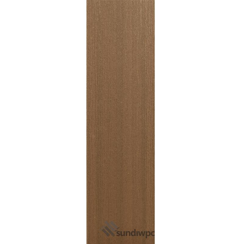 White Oak Grain - Teak Composite Decking Boards