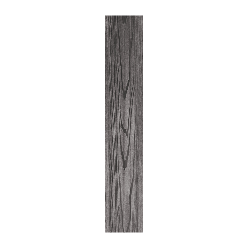 Dark Grey Composite Plastic Decking Board