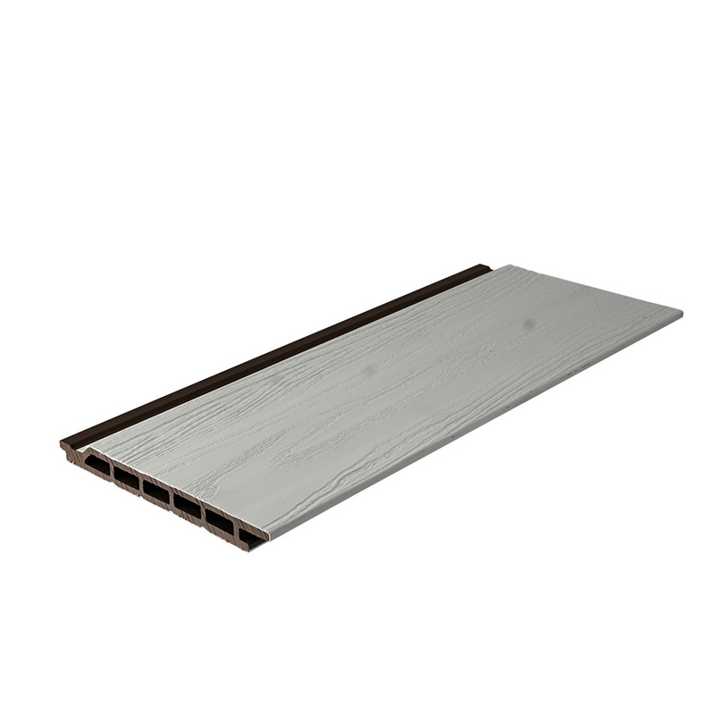 White Plastic Decking Board
